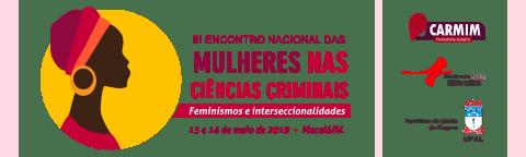 Foto do banner mulheres nas ciências criminais