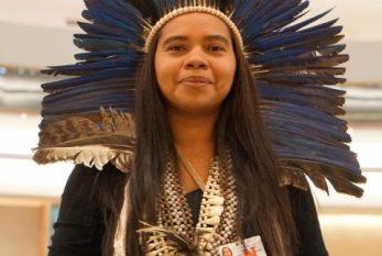 """Glicéria Tupinambá, a voz da mulher indígena na ONU: """"Só cabe a nós definir como queremos viver e morrer"""""""