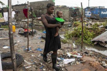 ONU pede apoio internacional para Moçambique após ciclone deixar 400 mil desalojados