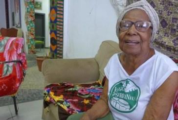 Morre no Rio, Tia Maria do Jongo da Serrinha, aos 98 anos