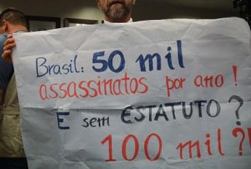 Necropolítica e produção de mortes no Brasil