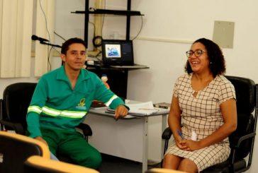 Gari defende TCC na Paraíba sobre 'invisibilidade' da profissão: 'Ser a voz de tantos'