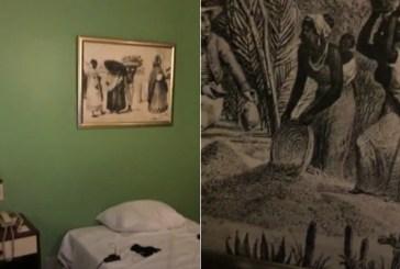 Banda denuncia racismo em decoração de hotel: