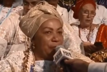 Condenada, Record News transmite programas sobre religiões de origem africana