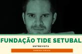 """""""A literatura periférica fala diretamente com a realidade de adolescentes e jovens"""" - Fundação Tide Setubal entrevista Rodrigo Ciríaco"""