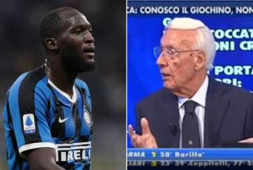 Jornalista italiano é demitido por comentário racista sobre Lukaku