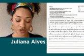 Artistas gravam vídeos em que leem cartas de crianças da Maré com relatos de violência