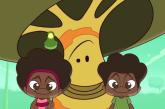 TVE exibe as aventuras infantis de Nana e Nilo no Quilombo dos Palmares