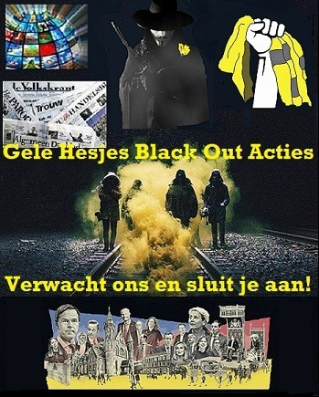 Gele Hesjes BlackOut Actie's!!!