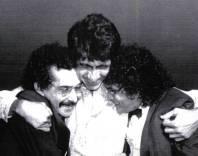 Clésio, Fagner e Clodo