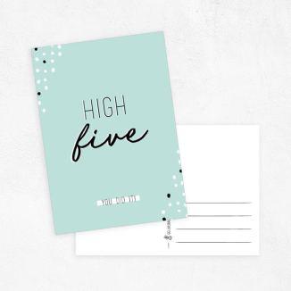 highfive-geluksbrengertje-complimentkaart
