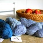 Garnliebe: Handgefärbte Wolle