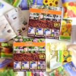 Popup-Blumenerde: Wie aus 600 Gramm zehn Liter Erde werden