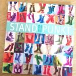 """Socken stricken mit dem neuen Sockenbuch """"Standpunkt"""""""