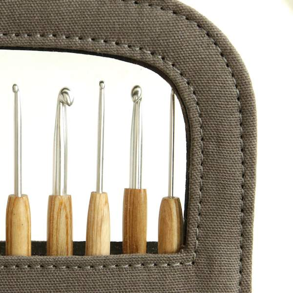 Knitpro Haekelnadelset Holz 2