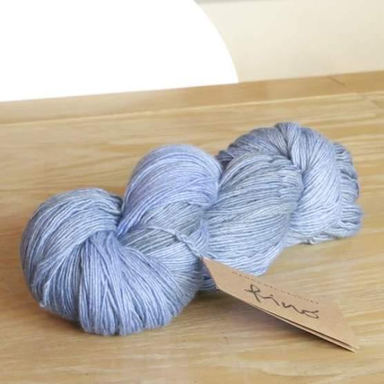 Silk Blend Fino Delft Strang