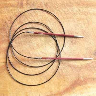 KnitPro Royale Rundstricknadeln mit Drehgelenk