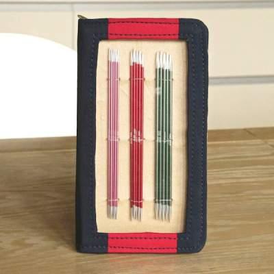 KnitPro Zing Nadelspiel Set