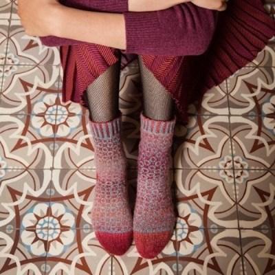 Scheepjes Winterberry Socks