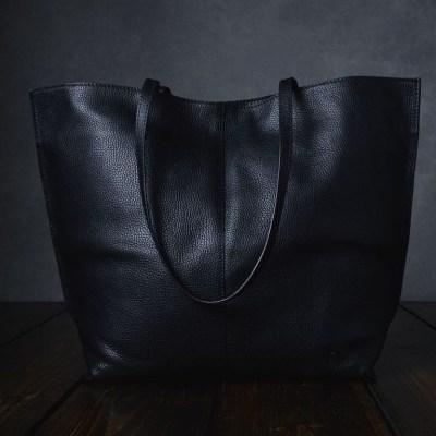 Furls Projekttasche aus Leder