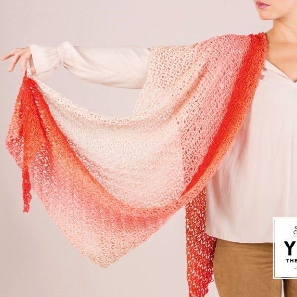 Dream Catcher Shawl