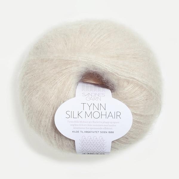 Sandnes Tynn Silk Mohair