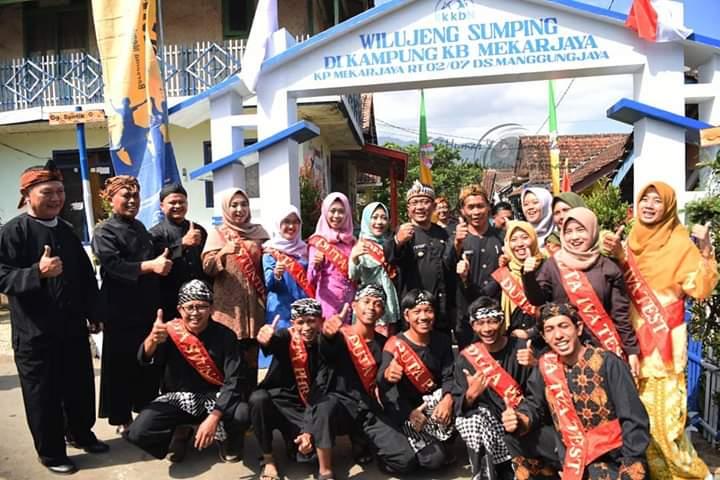 Kampung KB Mekarjaya Sambut Baik Perhatian Bupati Tasikmalaya