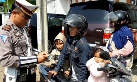 Operasi Patuh Lodaya, Ratusan Pengendara Terjaring Razia