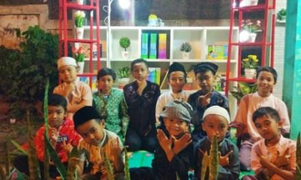 Perayaan HUT RI Ala Rumah Quran Al Kahfi