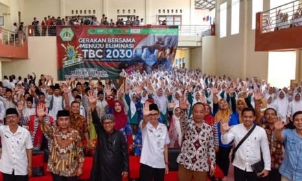 Pemkab Tasikmalaya Gelar Teleconference Gerakan Bersama Menuju Eliminasi TBC 2030