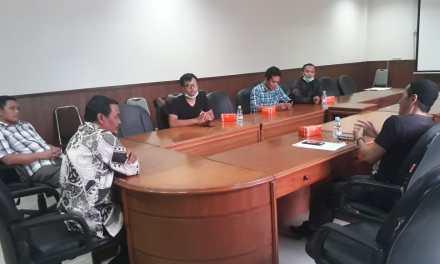 Koalisi Pemuda Independen Daerah (KOPID) Tasikmalaya Hearing ke DPRD Kota Tasikmalaya