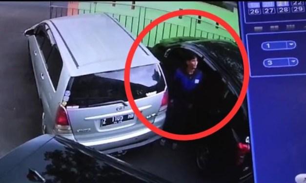 Mobil Bidan PKM Tinewati Dibobol Maling, Uang Rp 35 Juta Raib