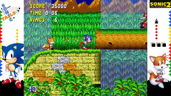 Sega Ages Sonic the Hedgehog 2
