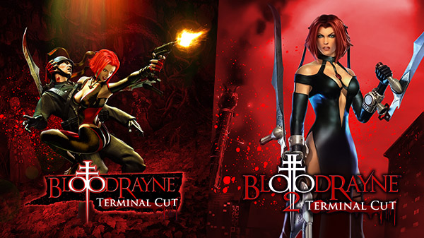 BloodRayne: Terminal Cut and BloodRayne 2: Terminal Cut