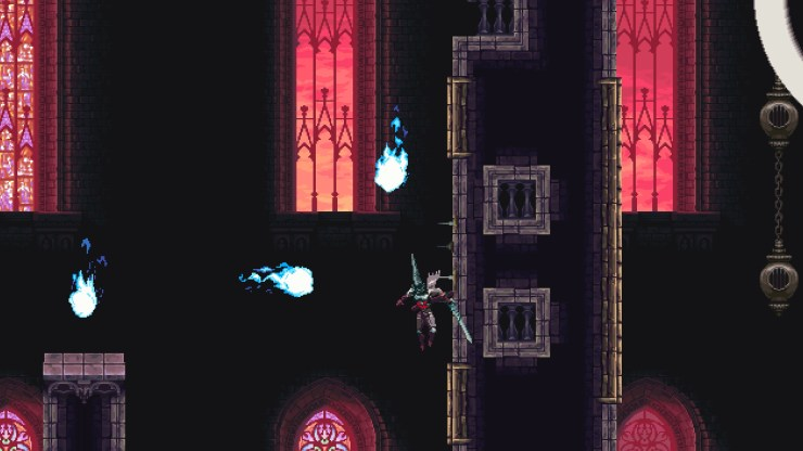 Blasphemous crossover colaboración Bloodstained: Ritual of the Night Strife and Ruin