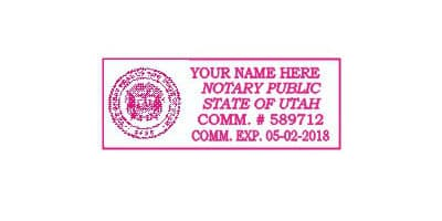 Check Out Our Utah Notary Stamps Simply Upload Your Certificate Of And Receive Stamp 48 Hours Later Can You Say Easy
