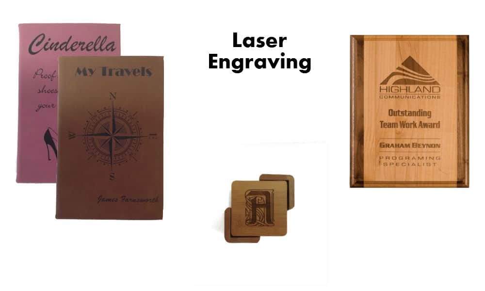 Laser Engraving | What it is & What you can do with it.