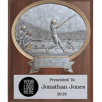 Wall Plaque Baseball Plaque