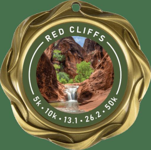 Fusion Custom Medal - Custom Race Medal