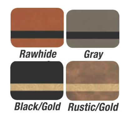 Leatherette Wallet Swatches