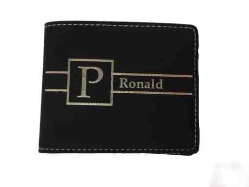 custom engraved wallets