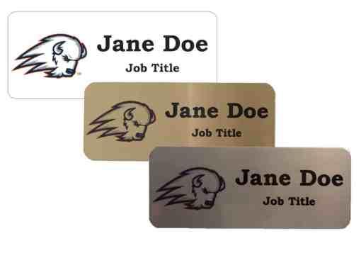 Dixie State University Trailblazer Name Tags