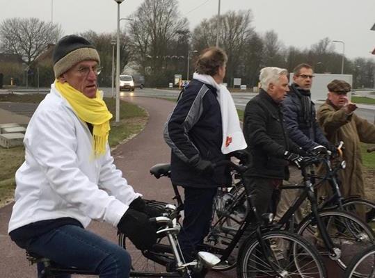 Op de fiets door Ambacht