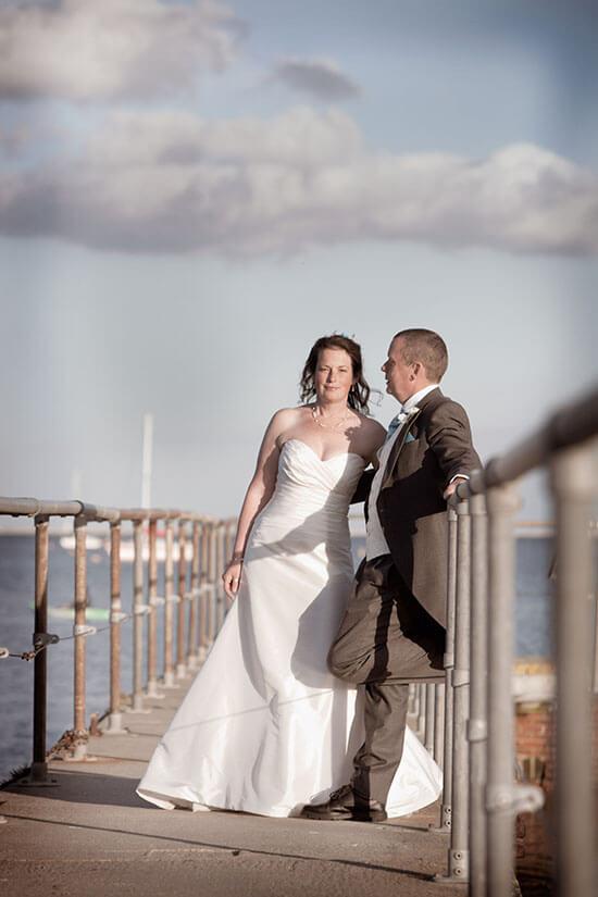mature bride wedding gown