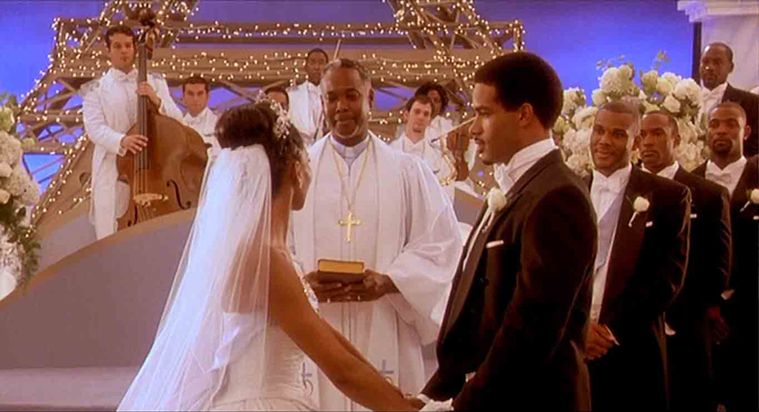wedding vows in movie