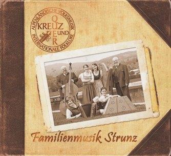 CD Booklet Familienmusik Strunz