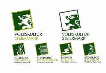 Logo Familie Volkskultur Steiermark Steirisches Heimatwerk