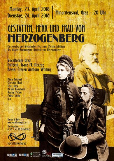 Herzogenberg Plakat A3 Druck