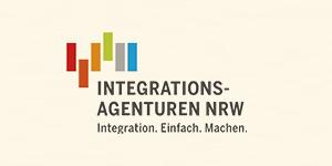 Logo Integrationsagentur NRW