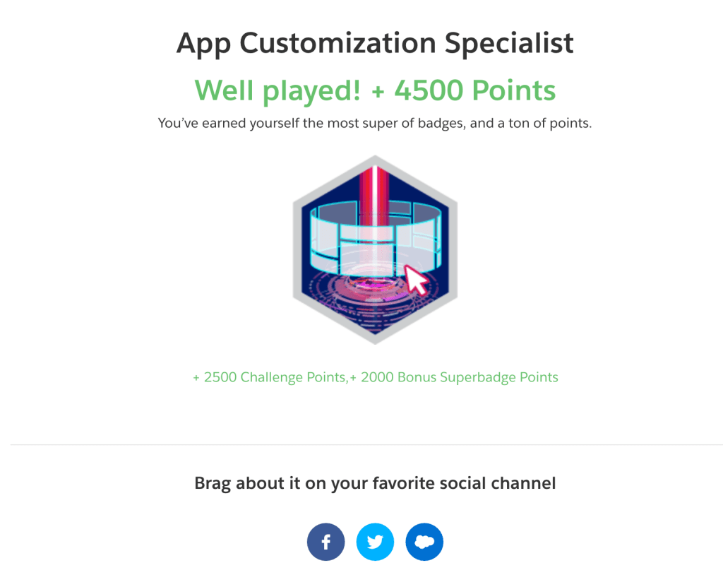 Tips for Passing the App Customization Specialist Superbadge
